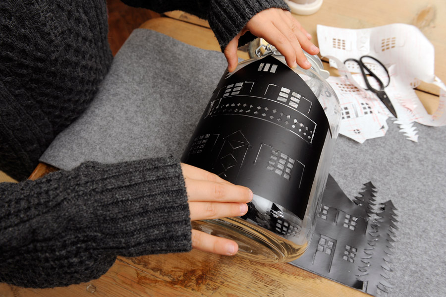 silhouette-lantern-craft-adhesive-film