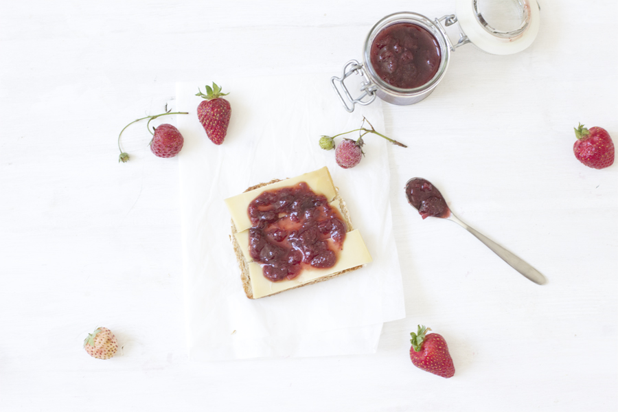 strawberry chutney recipe | LOOK WHAT I MADE ...