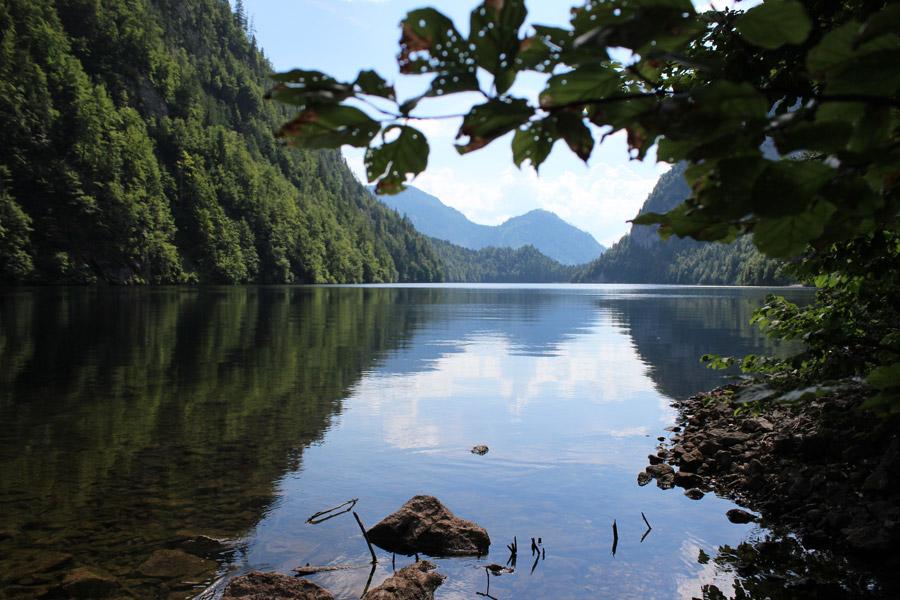 lake toplitz styria holiday experience