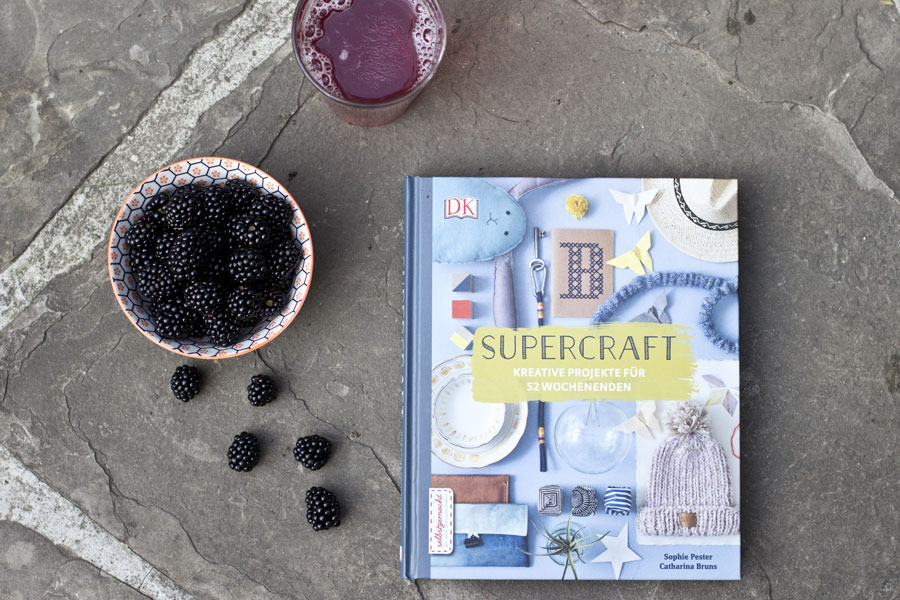 Supercraft Buch DIY Inspiration