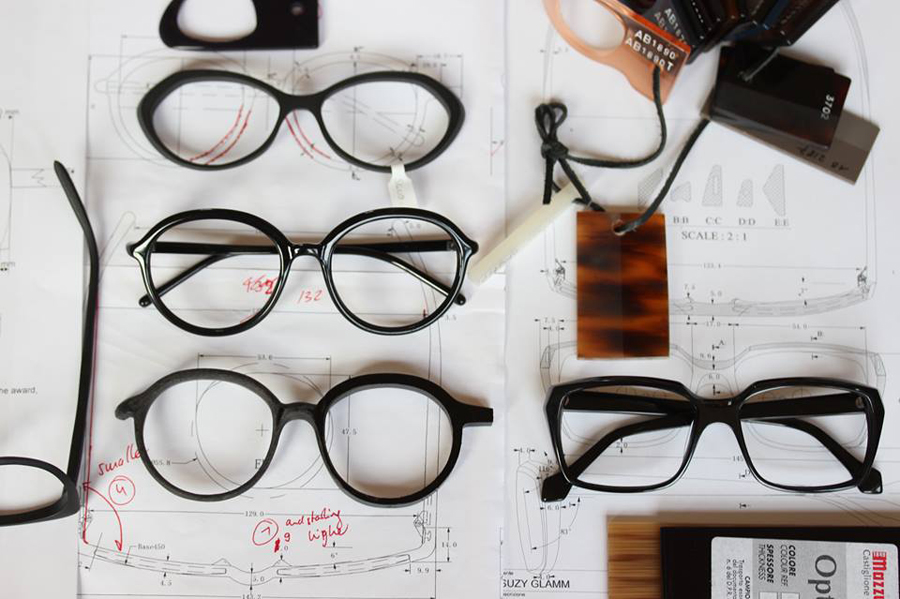 LOOK WHO MADE IT: Interview with the eyewear designer Susanne Klemm