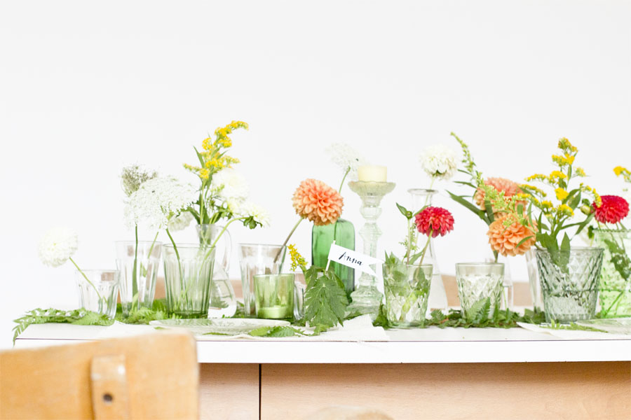Summer table styling | LOOK WHAT I MADE ...
