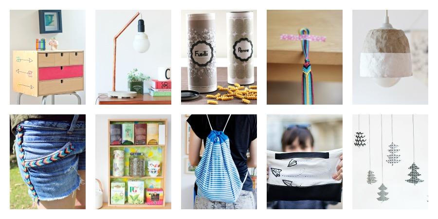 top 10 of 2014 diy project ideas