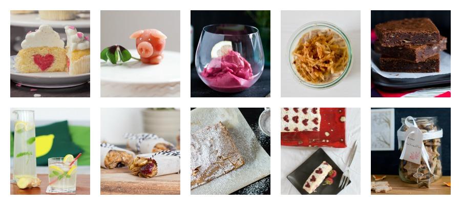 Top of 2014 recipes