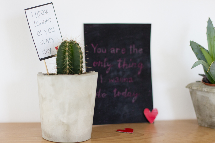 Cheeky Valentine's Day card DIY idea | LOOK WHAT I MADE ...