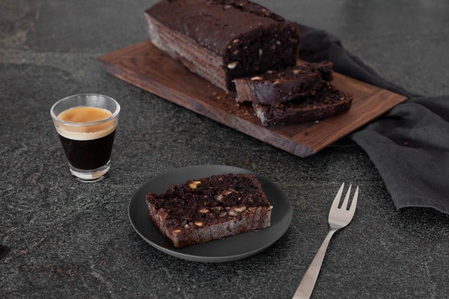 Zucchini chocolate hazelnut brownie   LOOK WHAT I MADE ...